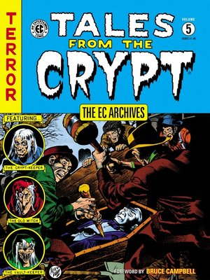 cover image of Tales from the Crypt (1950), Volume 5