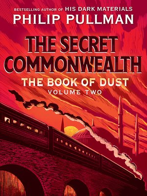 Cover image for The Secret Commonwealth (Book of Dust, Volume 2)