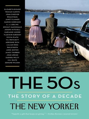 cover image of The 50s
