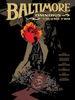cover image of Baltimore (2010), Omnibus Volume 2