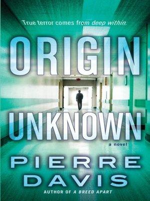 cover image of Origin Unknown