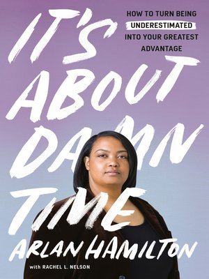 cover image of It's About Damn Time