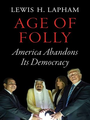 cover image of Age of Folly