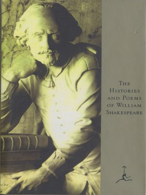 cover image of The Histories and Poems of Shakespeare