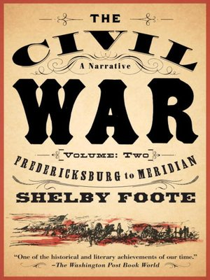 cover image of The Civil War: A Narrative, Volume 2