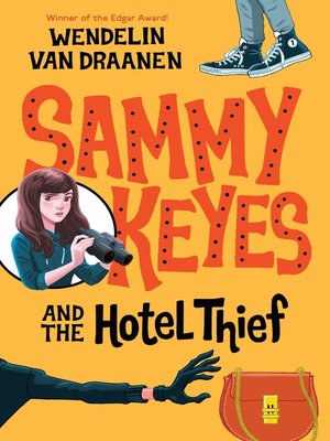 cover image of Sammy Keyes and the Hotel Thief