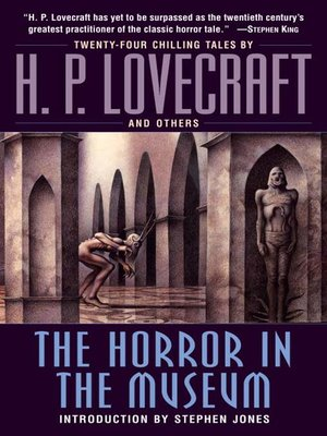cover image of The Horror in the Museum
