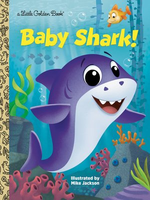 cover image of Baby Shark!