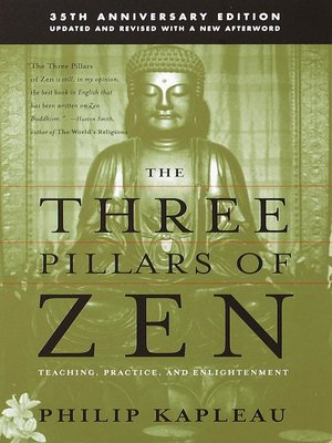 cover image of The Three Pillars of Zen