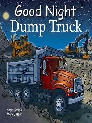 cover image of Good Night Dump Truck