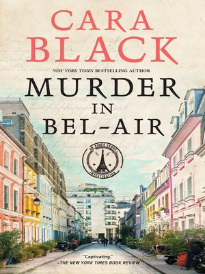 cover image of Murder in Bel-Air
