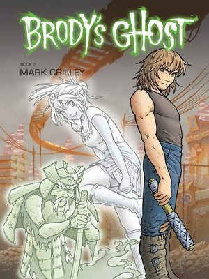 cover image of Brody's Ghost (2010), Volume 2