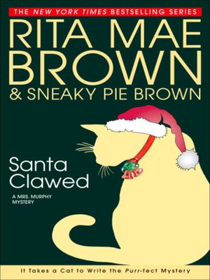 cover image of Santa Clawed