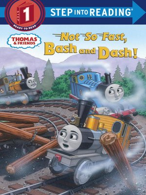 cover image of Not So Fast, Bash and Dash!