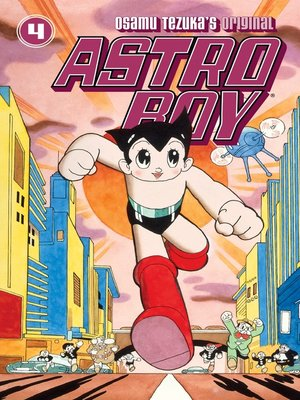 cover image of Astro Boy (2002), Volume 4
