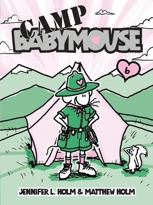 cover image of Babymouse #6