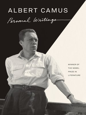cover image of Personal Writings