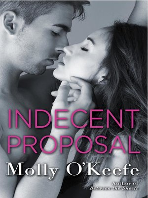 cover image of Indecent Proposal