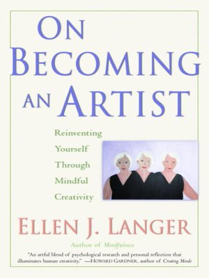 cover image of On Becoming an Artist