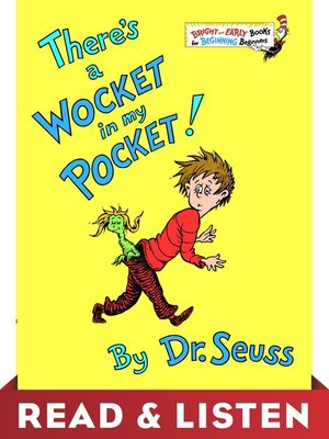 cover image of There's a Wocket in My Pocket