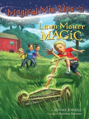 cover image of Lawn Mower Magic