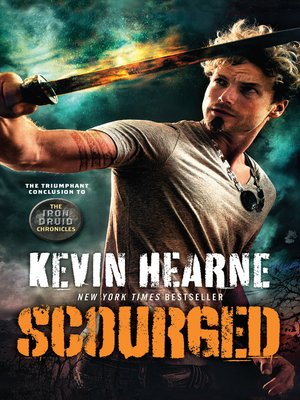 cover image of Scourged