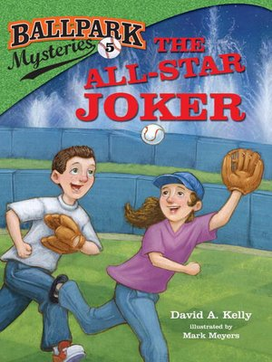cover image of The All-Star Joker