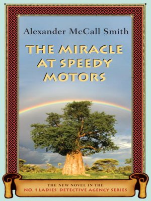 cover image of The Miracle at Speedy Motors