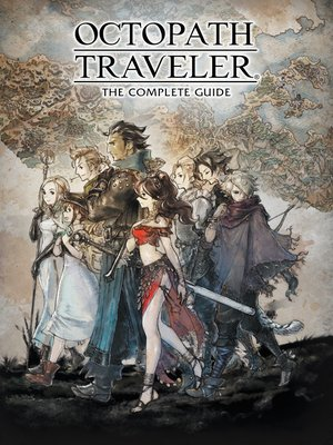 cover image of Octopath Traveler