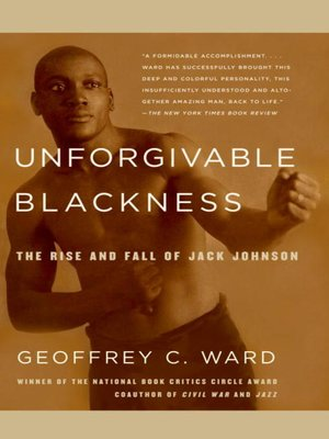 cover image of Unforgivable Blackness