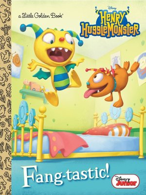 cover image of Fang-tastic! (Disney Junior