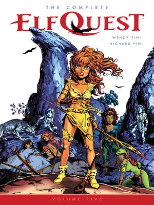 cover image of The Complete Elfquest, Volume 5