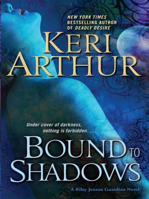 cover image of Bound to Shadows