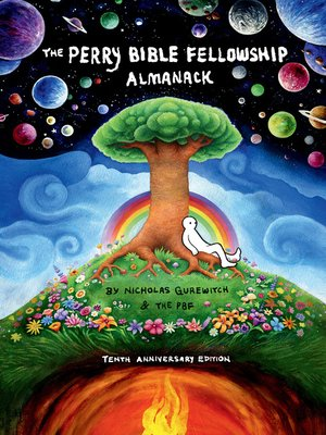 cover image of The Perry Bible Fellowship Almanack