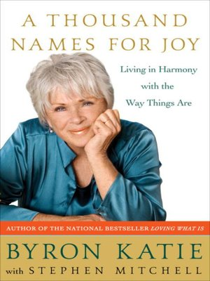 cover image of A Thousand Names for Joy