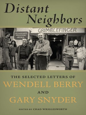 cover image of Distant Neighbors