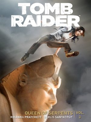 cover image of Tomb Raider (2014), Volume 3