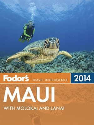 cover image of Fodor's Maui 2014