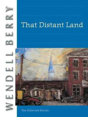 cover image of That Distant Land