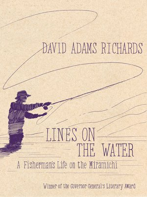 cover image of Lines on the Water