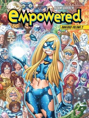 cover image of Empowered (2007), Omnibus Volume 2