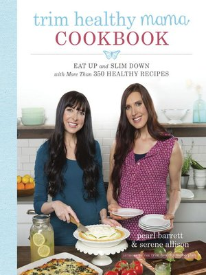 cover image of Trim Healthy Mama Cookbook
