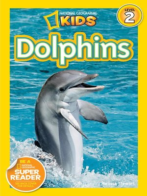 cover image of National Geographic Readers: Dolphins