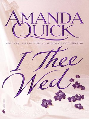 cover image of I Thee Wed