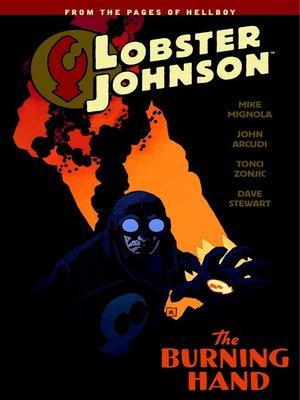 cover image of Lobster Johnson Volume 2