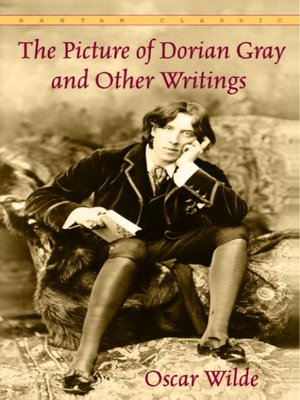 cover image of The Picture of Dorian Gray and Other Writings