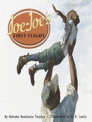 cover image of Joe-Joe's First Flight