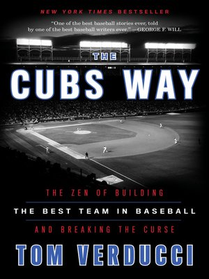 cover image of The Cubs Way