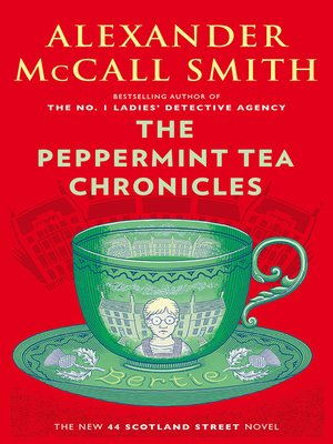 The Peppermint Tea Chronicles Book Cover