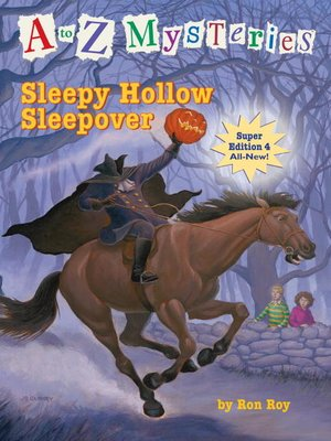 cover image of Sleepy Hollow Sleepover